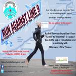 Run Against Line 9 B