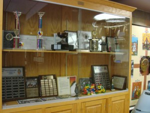 Awards & Trophies