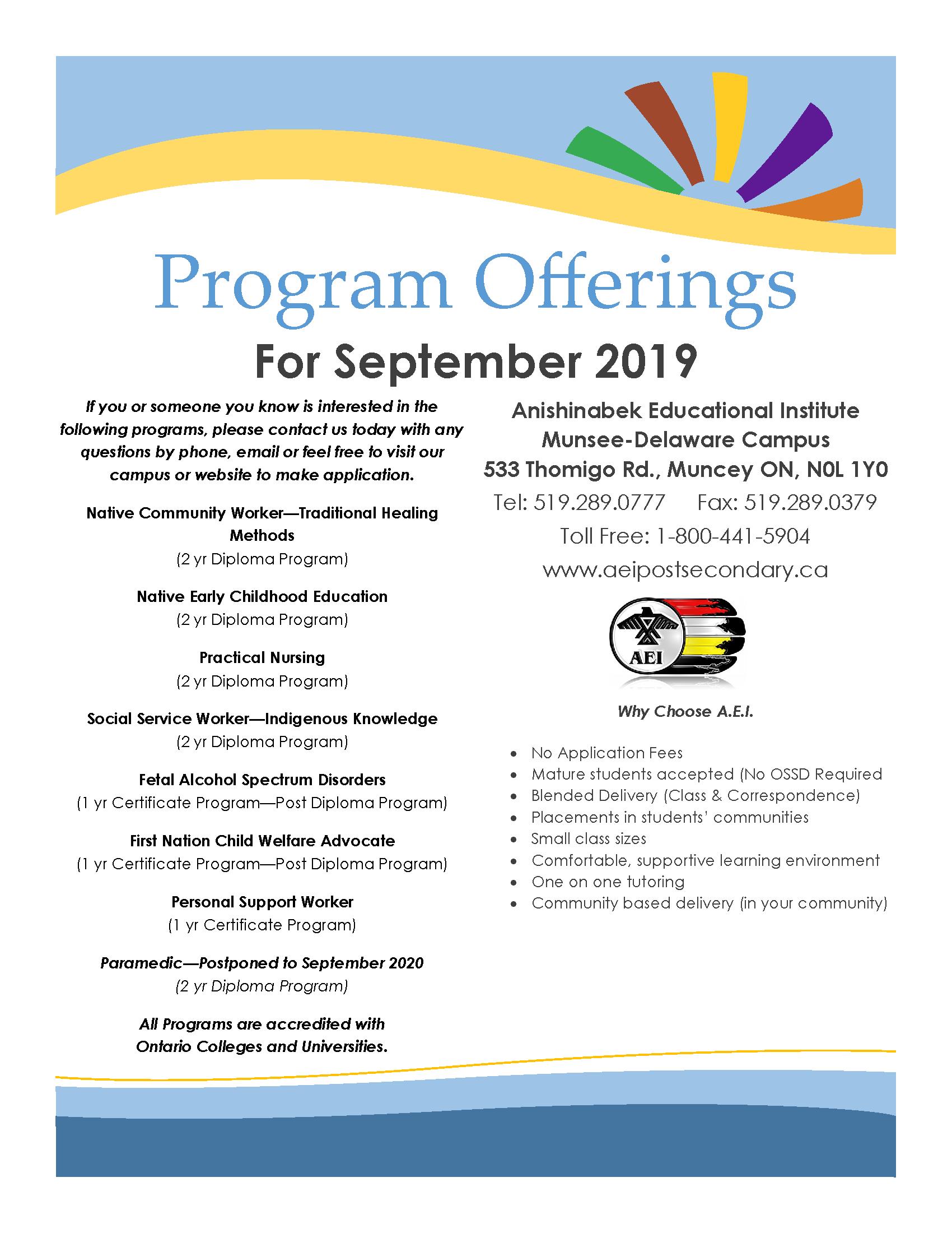 052419-intake-flyer-sept-2019-aei-md-campus