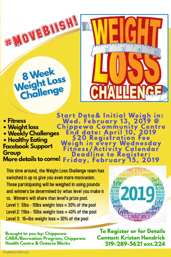 weight-loss-challenge-3-feb-13-april-10-2019