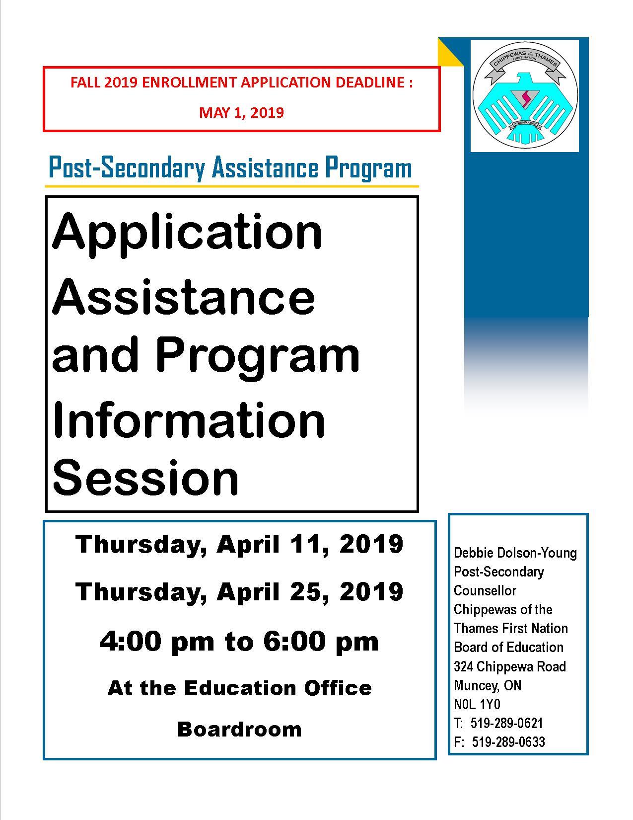 APRIL-APPLICATION-WORKSHOPS-2019